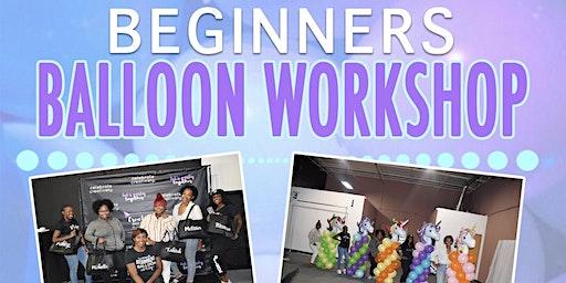 CreatiVisuals Beginners Balloon Workshop Spring 2020