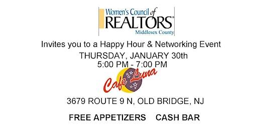 2020 Women's  Council of Realtors Happy Hour/Meet & Greet!