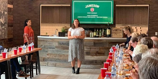 Jameson Irish Whiskey Seminar