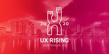 UX Rising 2020 tickets