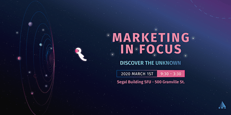 Marketing in Focus 2020 tickets