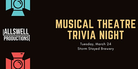 Musical Theatre Trivia Night tickets