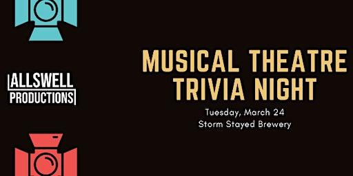 Musical Theatre Trivia Night