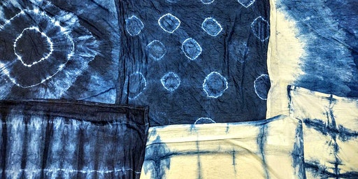 SCRAP x Dallas Makerspace - Indigo Shibori Workshop