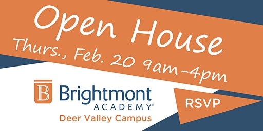 Brightmont Academy - Deer Valley Open House