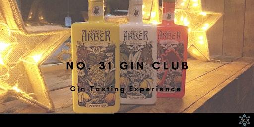 No. 31 Gin Club - Gin Tasting Experience