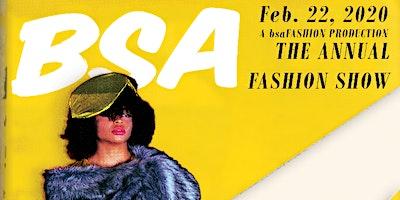 RPI BSA Fashion Show 2020