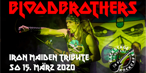 BLOODBROTHERS - IRON MAIDEN TRIBUTE