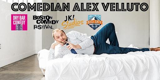 Wiseguys Presents: Alex Velluto