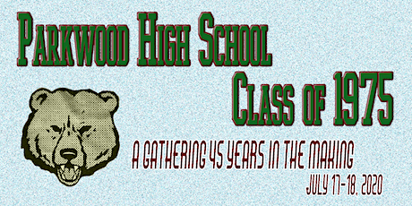 Parkwood HS 75 45th Year Gathering tickets
