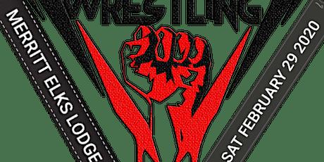 Thrash Wrestling - FROSTFITE tickets