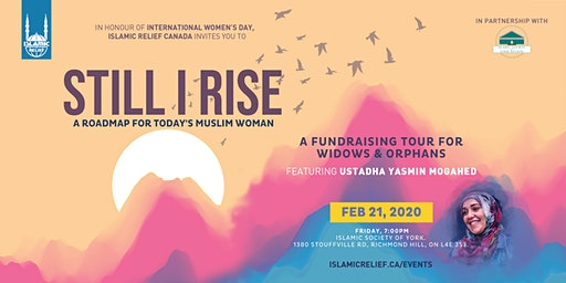 Still I Rise ft Ustadha Yasmin Mogahed · Richmond Hill