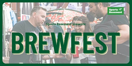 Sports Basement Presidio: 7th Annual BREWFEST! tickets