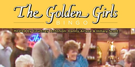 Golden Girls Bingo: Anti-Valentine's Day tickets