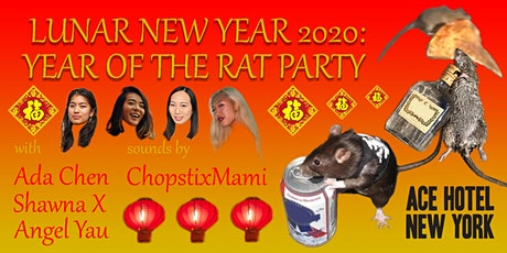 Year of The Rat Party with Ada Chen tickets