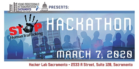 YPT Stop Human Trafficking Hackathon tickets