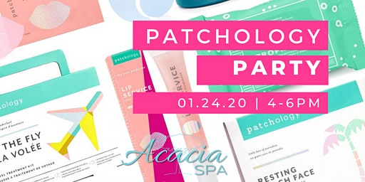 Patchology Party