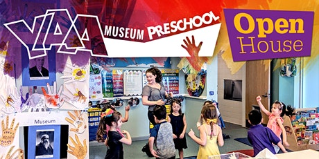 Museum Preschool Open House tickets