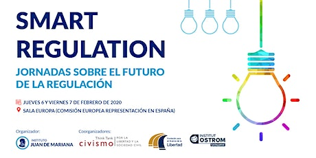Smart Regulation - Jornadas sobre el futuro de la regulación entradas