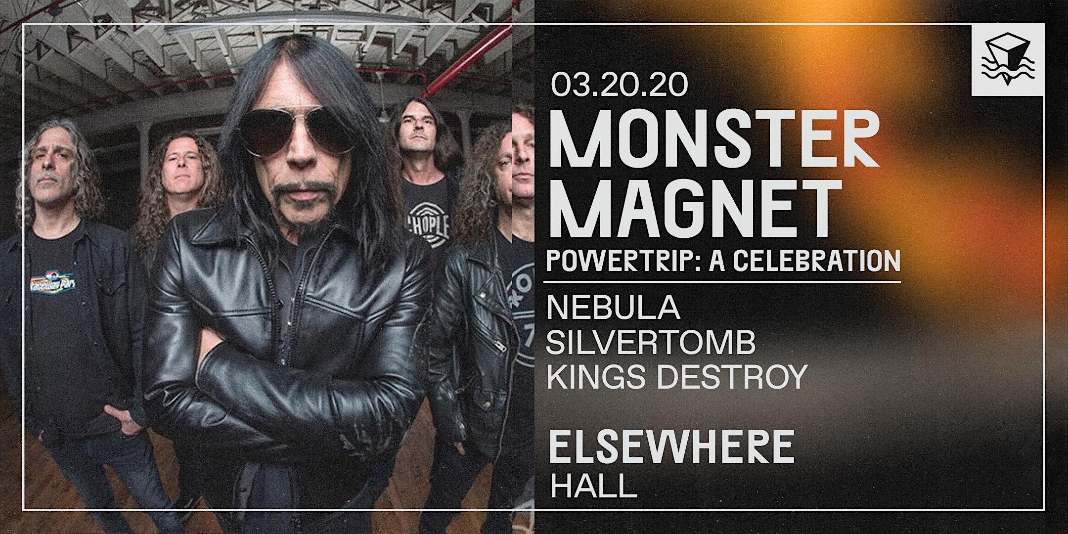 Monster Magnet – Powertrip: A Celebration
