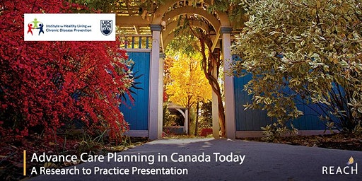 Advance Care Planning in Canada Today