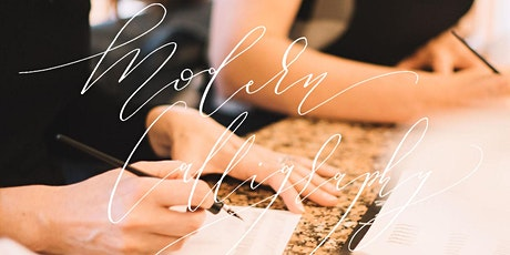 Modern Calligraphy Creative Workshop tickets