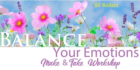 Balance Your Emotions tickets