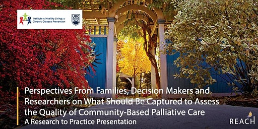 Perspectives from Families, Decision Makers and Researchers on What Should be Captured to Assess the Quality of Community-Based Palliative Care