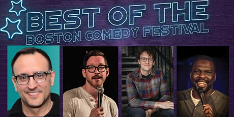 Best of the Boston Comedy Festival tickets