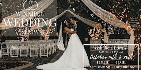 Winnipeg Wedding Show  tickets