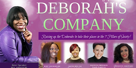 Gathering of the Deborahs Company 2020 tickets