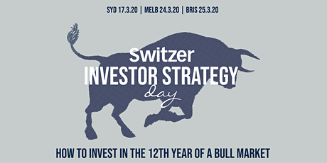 Sydney Investor Strategy Day 2020 tickets