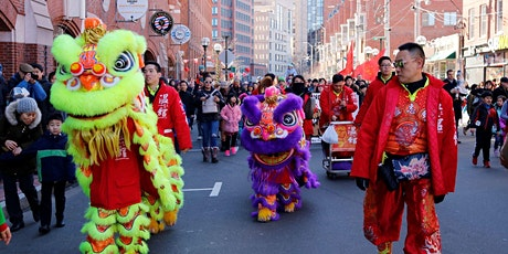 Celebrate Chinese New Year in the Elm City tickets