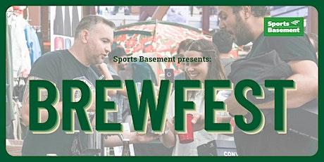 Sports Basement San Ramon: 7th Annual BREWFEST! tickets