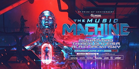 The Music Machine tickets
