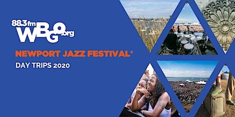 Newport Jazz Festival 2020: WBGO Bus Day Trips tickets