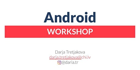 Writing a TODO app on Android from scratch - Workshop tickets