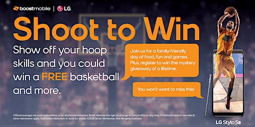 Boost Your Shot - Games & Prizes
