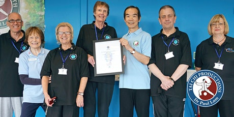 MANCHESTER UK: Tai Chi for Memory and Heart Conditions 3-Day Workshop tickets
