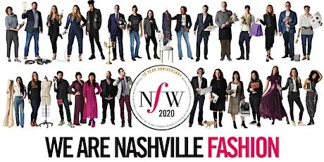 Nashville Fashion Week 2020: Tuesday-Friday Nightly Runway Tickets  tickets