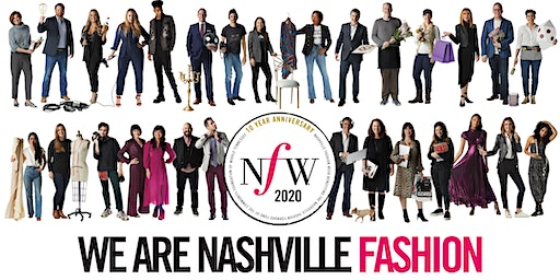 Nashville Fashion Week 2020: Tuesday-Friday Nightly Runway Tickets