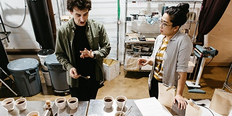 Brewpoint Coffee Cupping & Tasting tickets