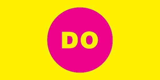 DO (something)