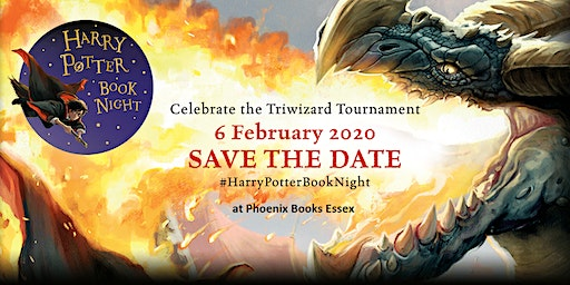 Harry Potter Night: Celebrate the Triwizard Tournament!