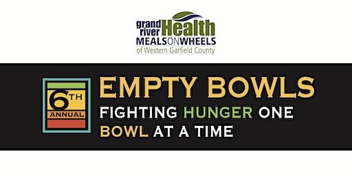 Empty Bowls Fundraiser Luncheon