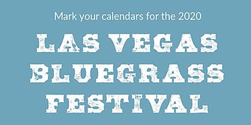 Las Vegas Bluegrass Festival 2020