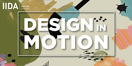 Design in Motion 2021 tickets