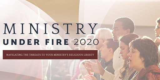 Ministry Under Fire 2020