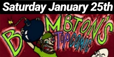 Bombtons Top Comic- Comedy Contest tickets
