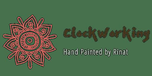 Mandala Painting Secrets Workshop